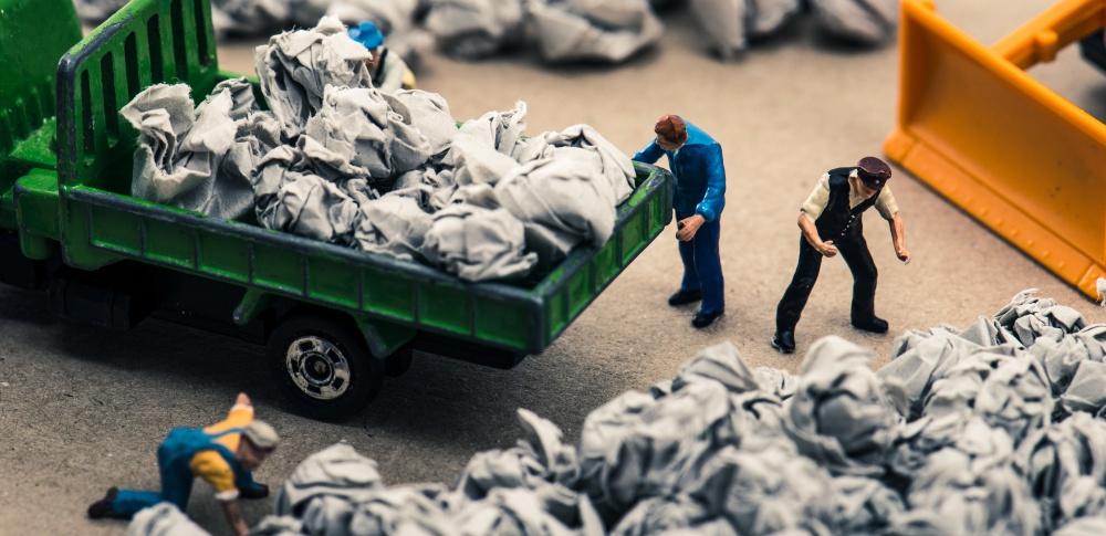 福島県が産廃運搬車両の指導検査を実施、不法投棄防止を呼び掛ける