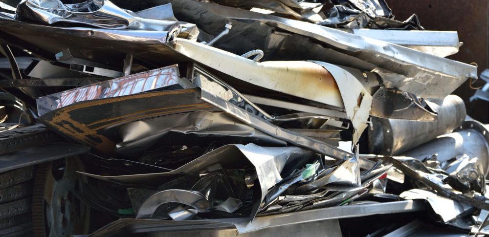 金属くずとは?金属くずの種類や廃棄量統計の現状と課題