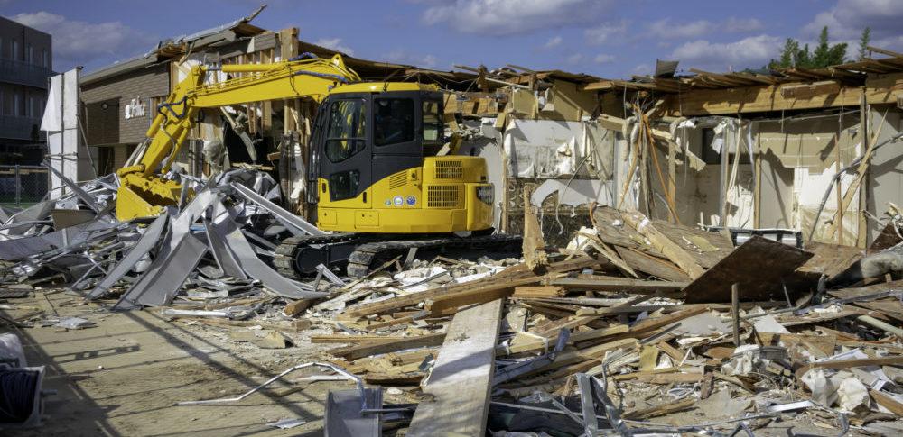建設リサイクル法とは?制定された背景と現状