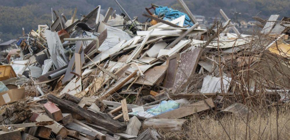 不法投棄の現状と不法投棄量の増加(平成30年度)