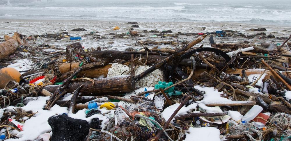 燃やしたゴミを「海」に不法投棄、宇部海上保安署が漁師ら3名を逮捕