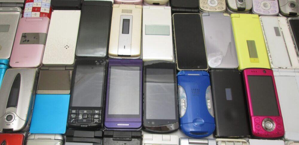 携帯電話・スマホ処分、リサイクル方法や持込先、注意点について解説