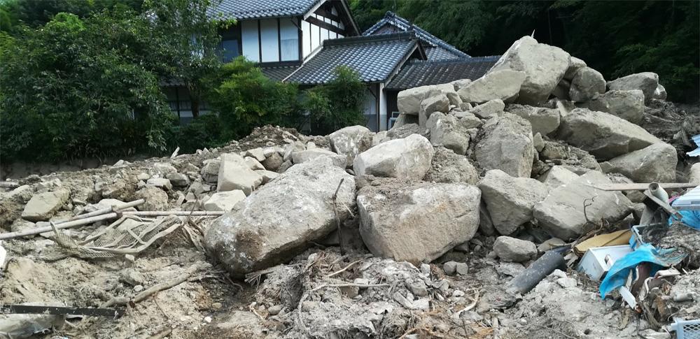 敷地内の産廃投棄、市管理地などに流出し伊豆市が提訴